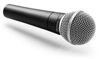 מיקרופון שור 58 - קלאסי בכל אולפן ובמה